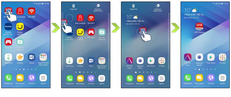 Comment G 233 Rer Les Applications Sur Votre Samsung Galaxy A5