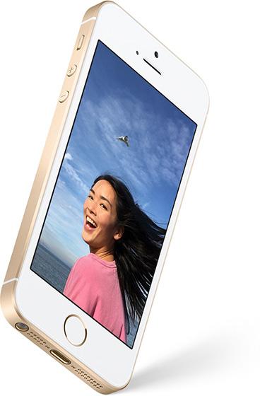 iPhone SE Facetime HD