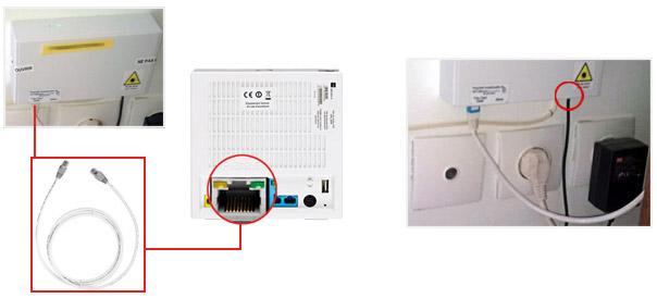 Comment installer votre media converter axione - Comment installer la fibre optique ...