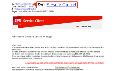 comment pirater sms sfr