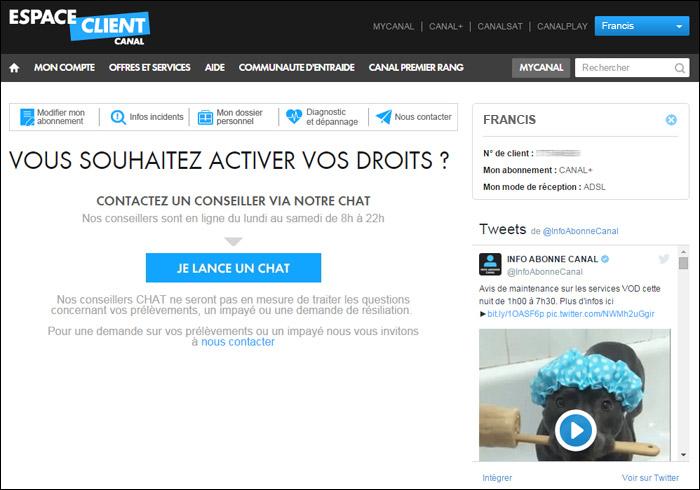 Nouveau Decodeur Sfr Tv Reactiver Vos Droits Canal