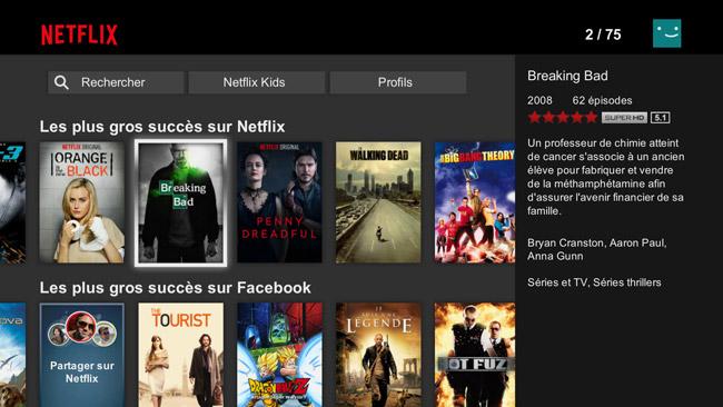 Netflix – Applications sur Google Play