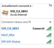 Connecter votre ordinateur à Internet (Wi-Fi, Ethernet ou CPL)