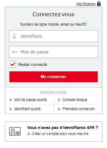 Creer Un Compte Sfr 100 Digital Sans Etre Client Box Ou Mobile Sfr