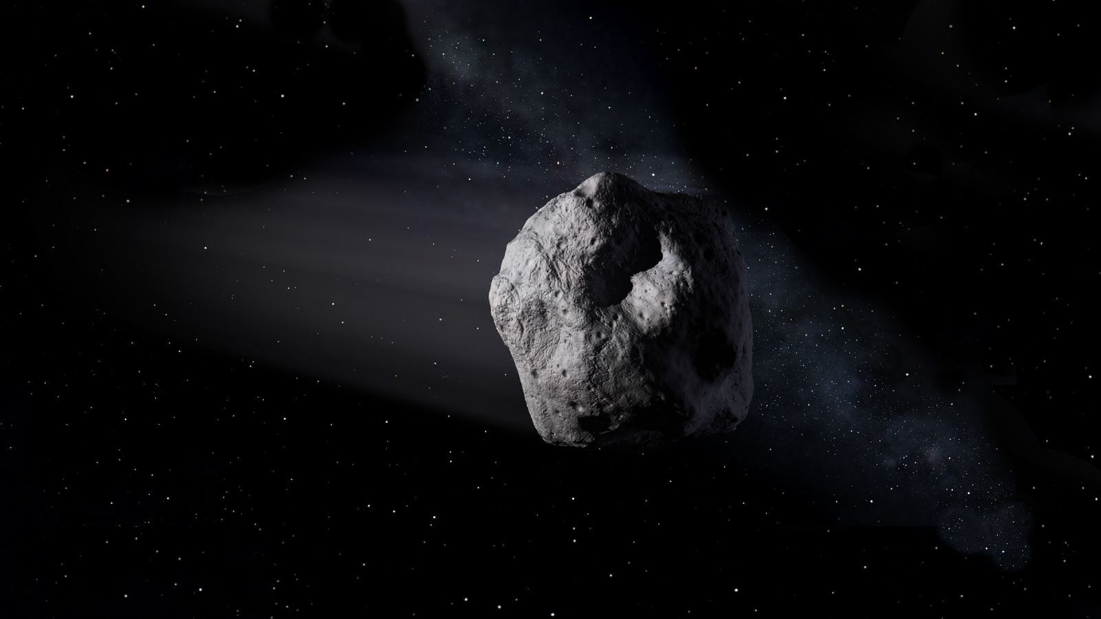 Le plus gros astéroïde depuis 1890 s'approche de la Terre