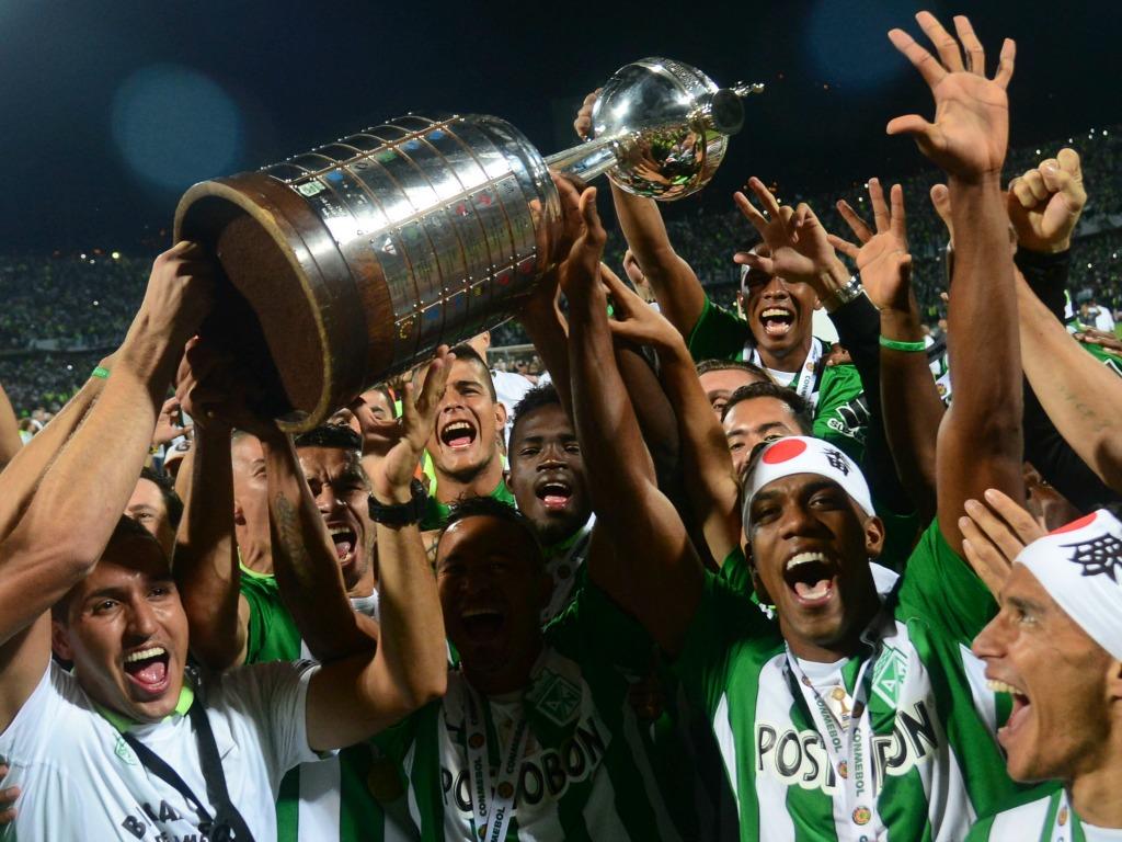 L'Atletico Nacional soulève la Copa Libertadores en 2016