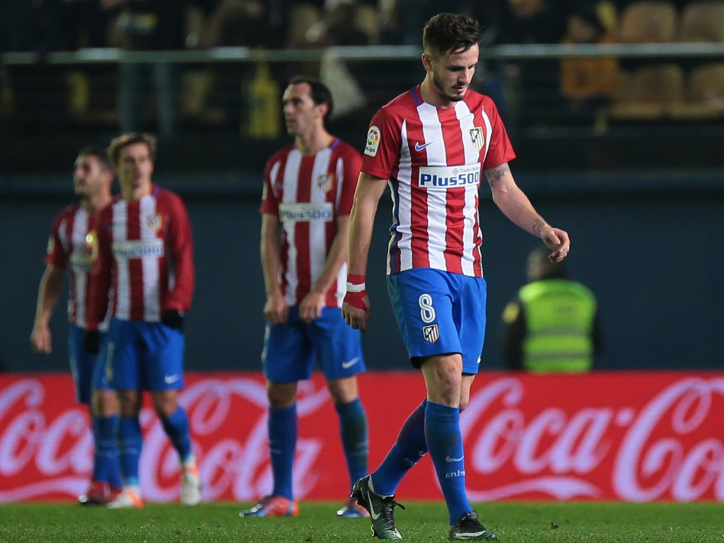 Liga (J15) : L'Atlético Madrid s'incline lourdement contre Villarreal
