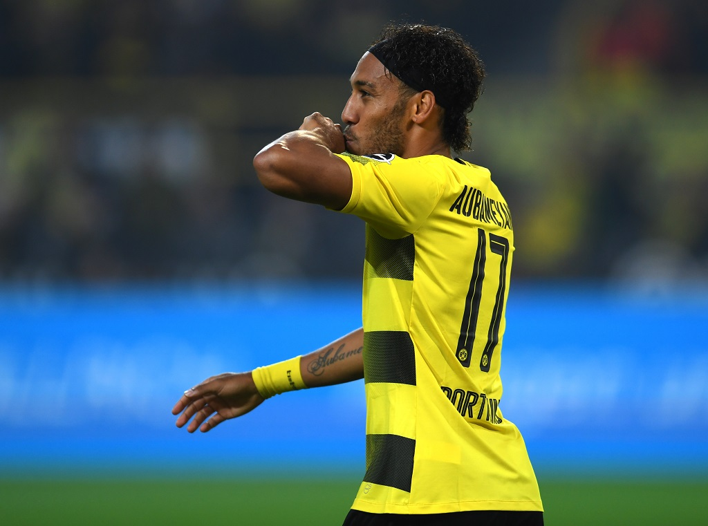 Dortmund s'amuse 6-1 — All