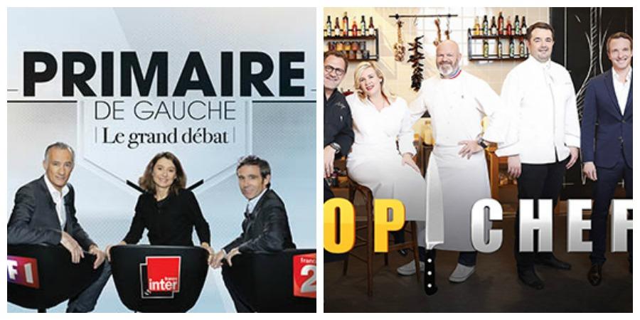 Audiences : nouvelle soirée noire pour TF1