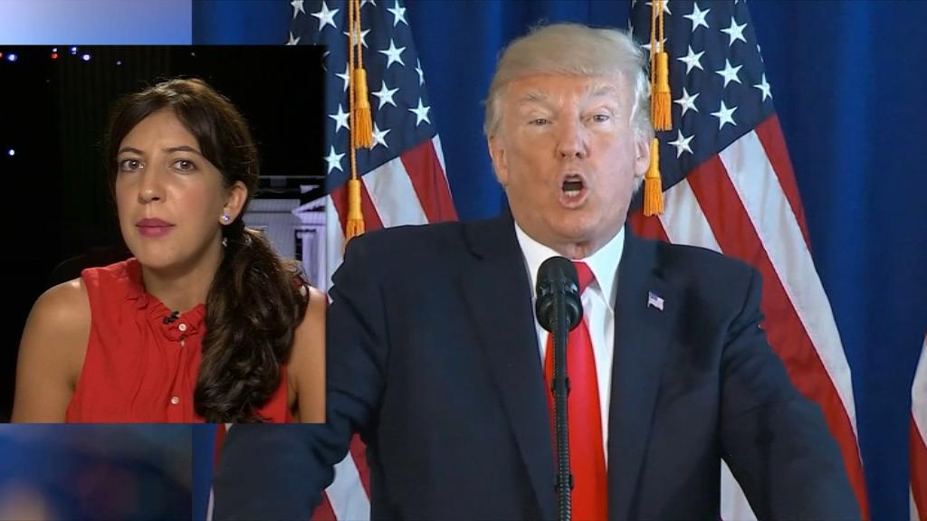Trump renvoie une nouvelle fois dos à dos suprémacistes et antiracistes — Charlottesville