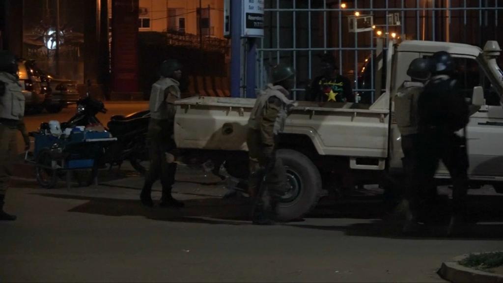 Attaque meurtrière à Ouagadougou — Burkina Faso
