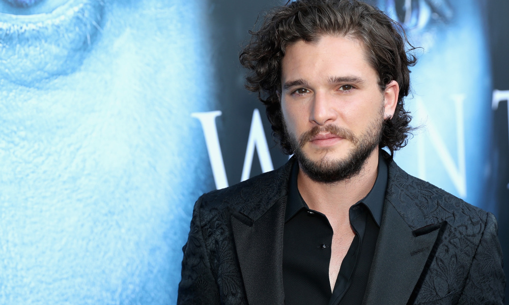 Kit Harington à Los Angeles le 12 juillet 2017
