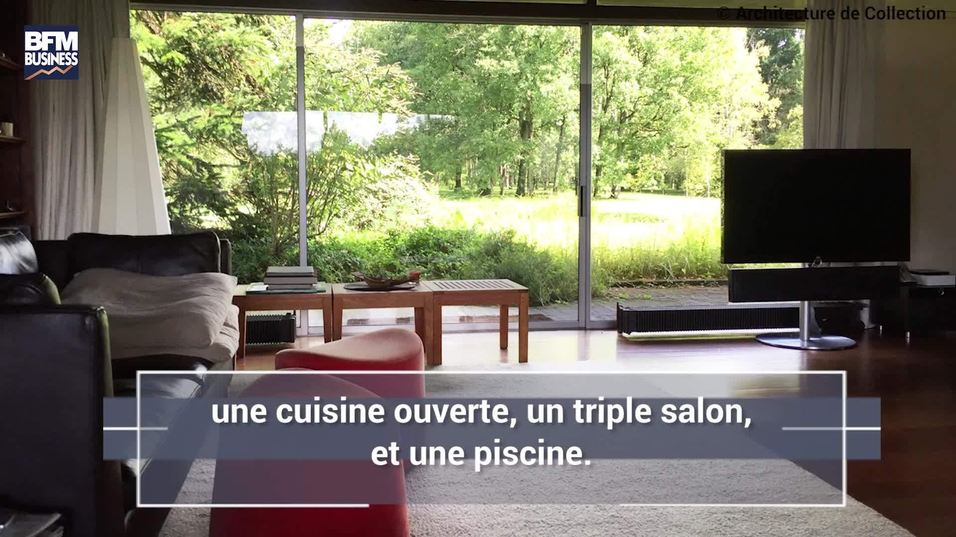 """EN VIDEO - Voici sans doute la plus belle """"cabane"""" de la forêt de Fontainebleau"""