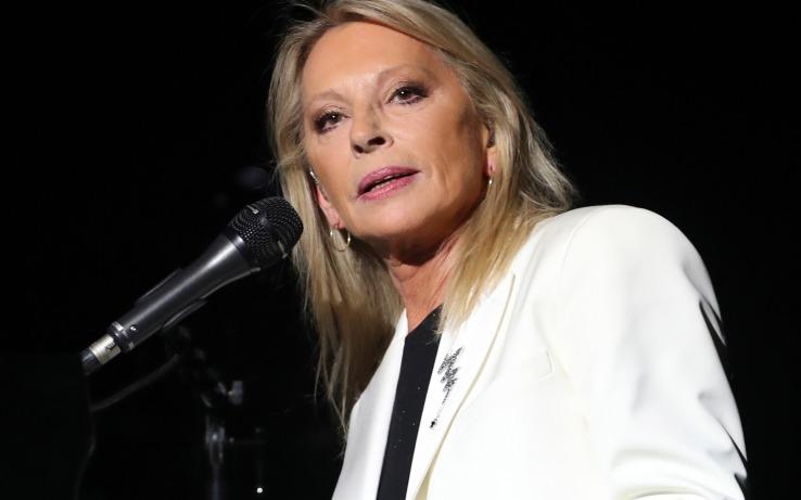 Véronique Sanson le 30 novembre 2017 à la salle Pleyel, à Paris