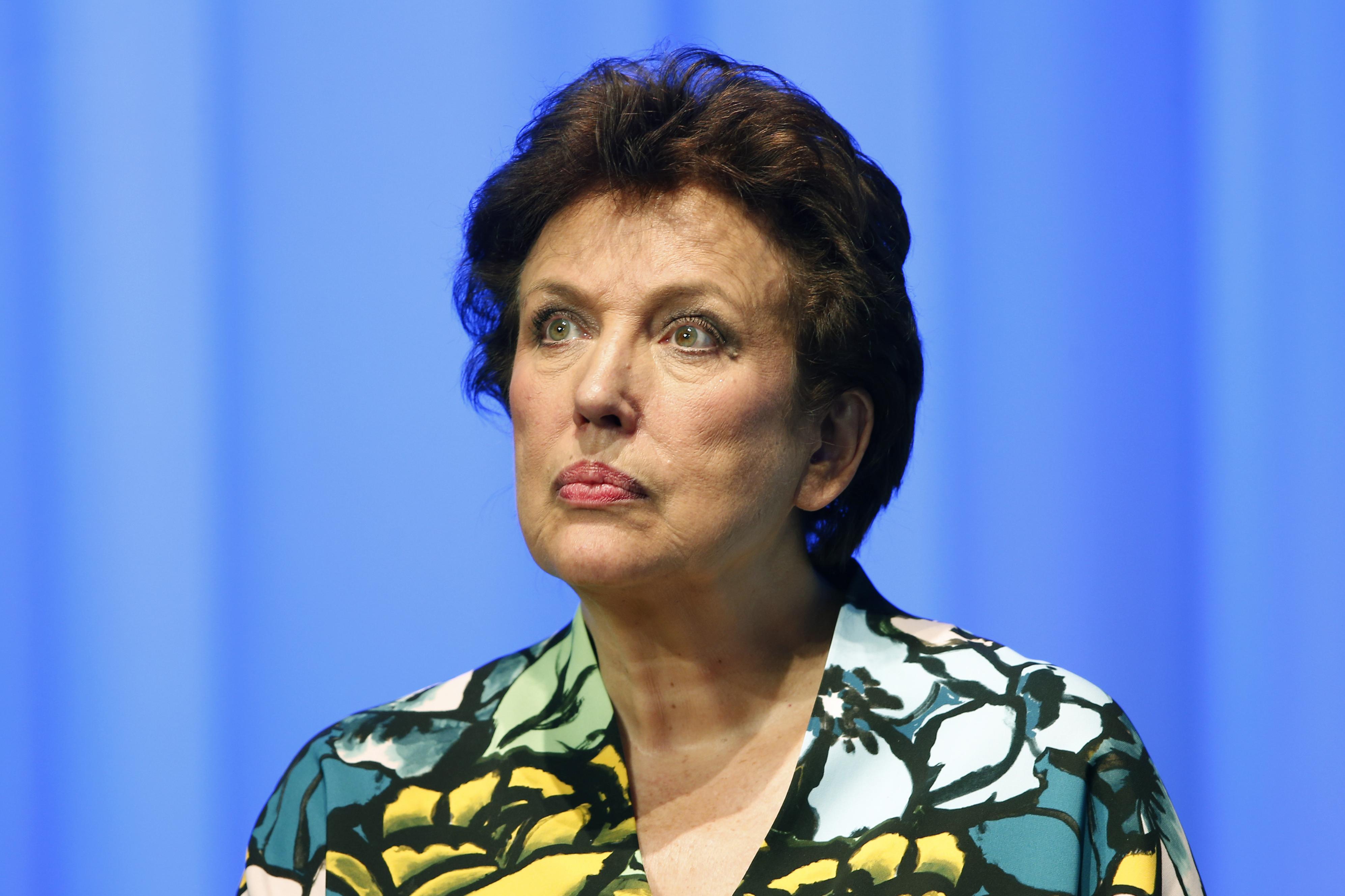 Le jour où Roselyne Bachelot s'est retrouvée en culotte à un meeting de Sarkozy