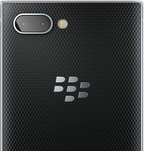 la caméra du Blackberry Key 2