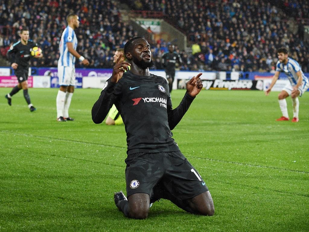 PL : Chelsea se relance à Huddersfield