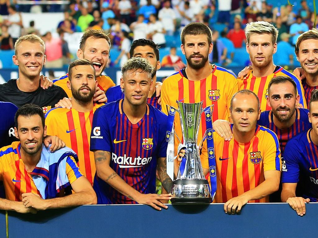 Barça : Ramos espère ne plus affronter Neymar en Liga