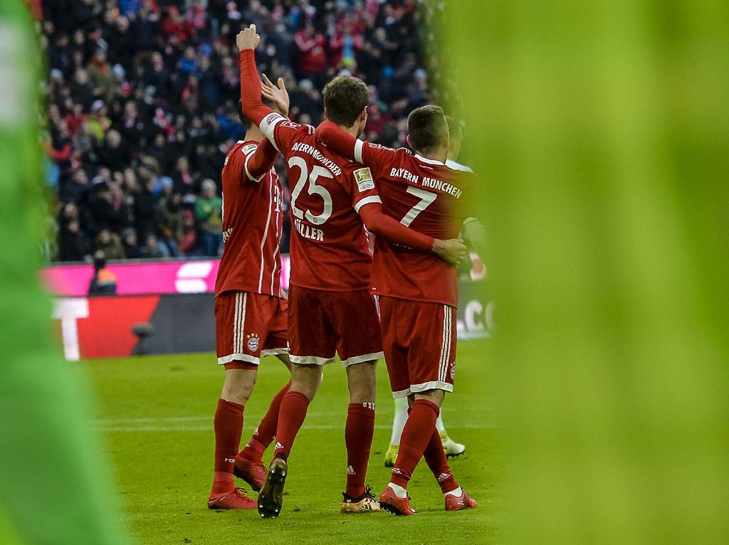Le Bayern vient à bout du Werder — Bundesliga