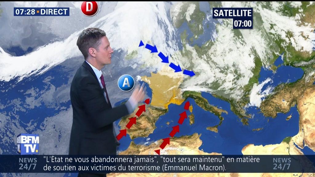 Météo France prévient : gare aux orages et fortes chaleurs !