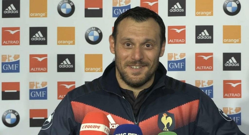 XV de France: trois changements contre l'Ecosse