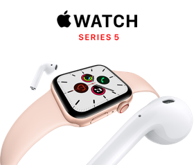 APPLE WATCH SERIES 5 4G
