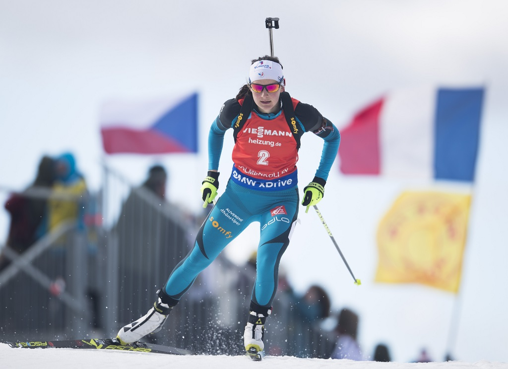 L'Allemande Hermann l'emporte, Braisaz finit 2e — Sprint