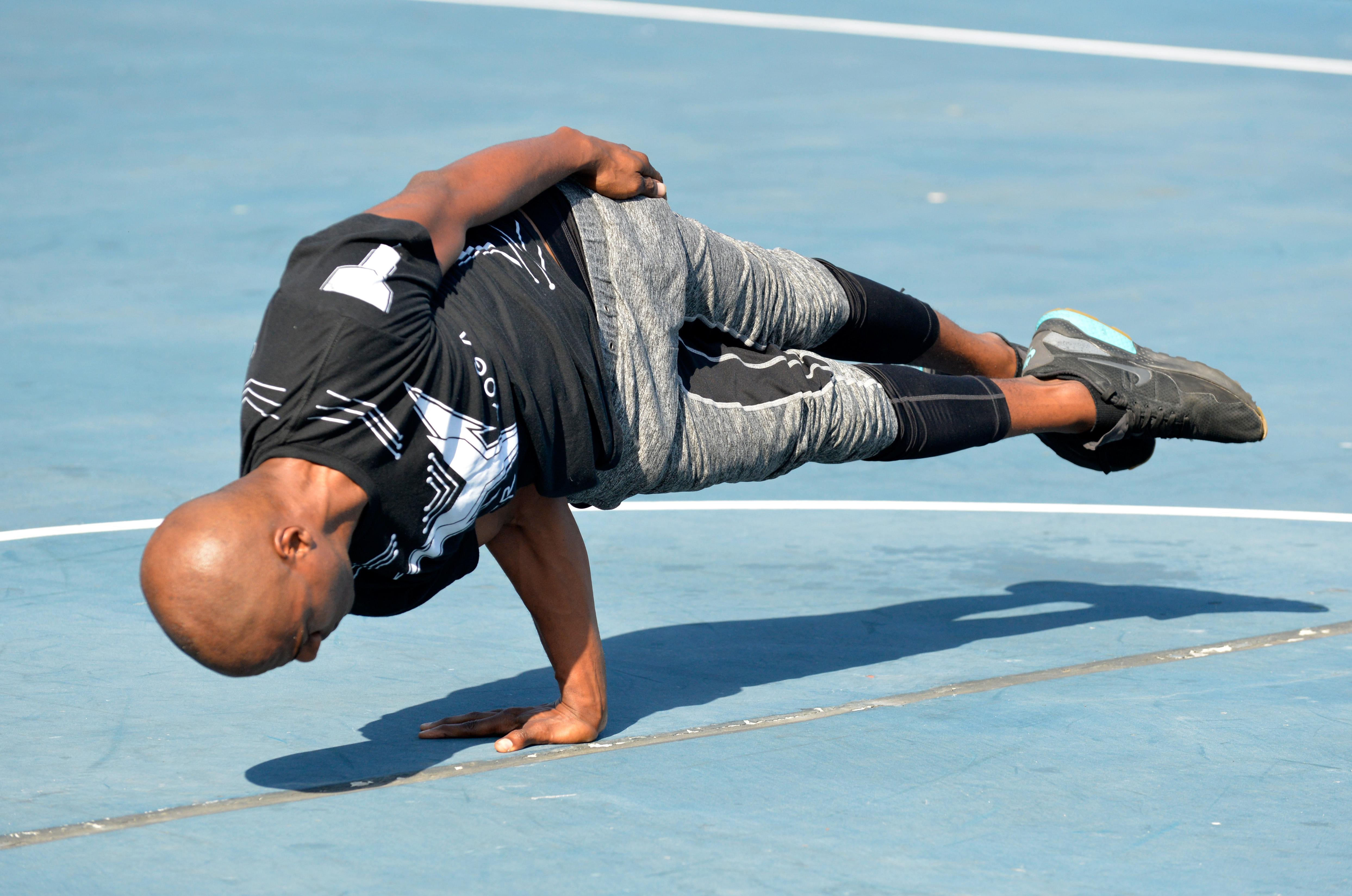 Le breakdance bientôt aux Jeux 2024 ?