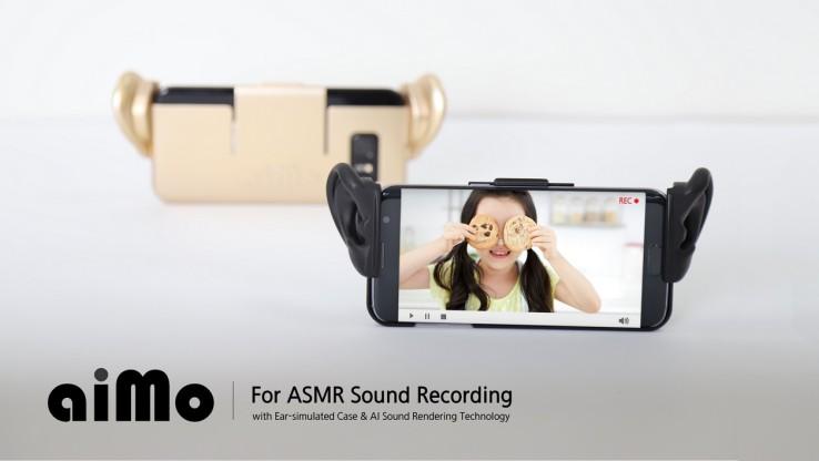 aiMo, une solution d'enregistrement audio.