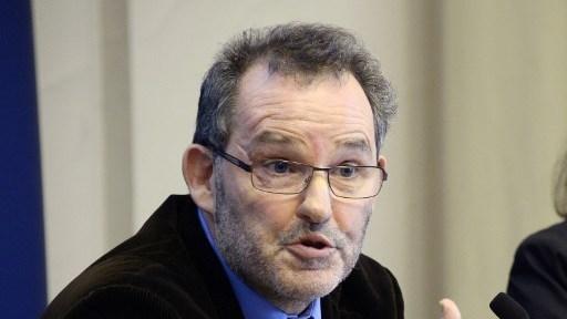 le directeur général de l'ANSM, Dominique Martin
