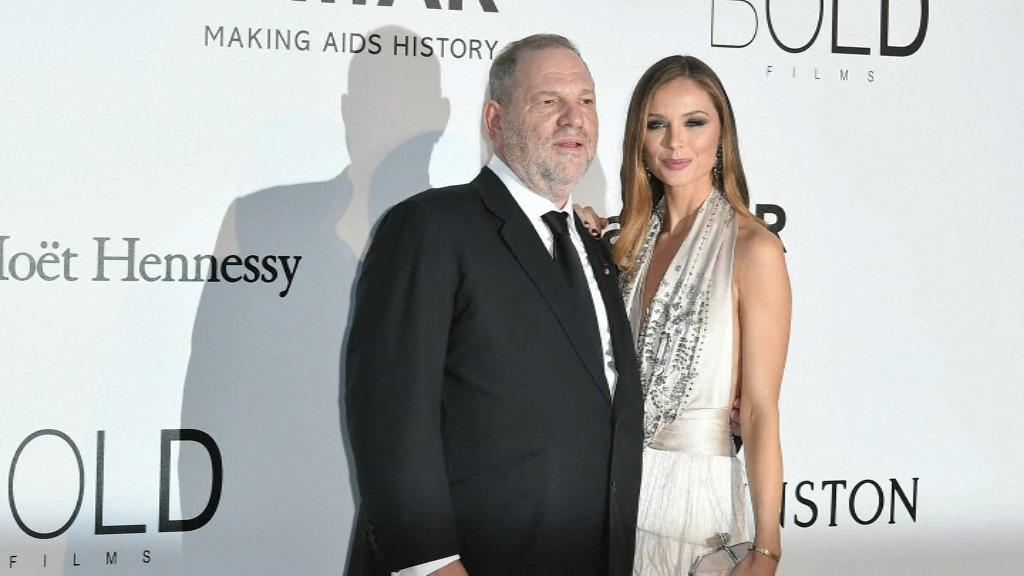 Macron compte priver Harvey Weinstein de sa Légion d'honneur