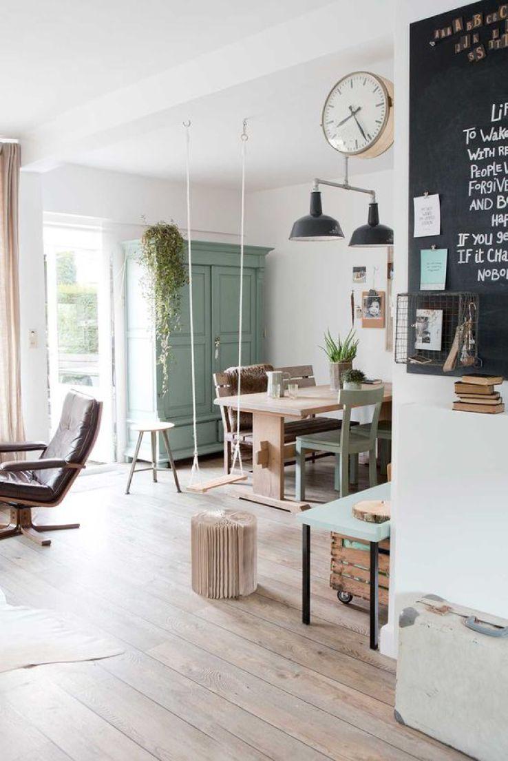 une balan oire d 39 int rieur la maison sfr news. Black Bedroom Furniture Sets. Home Design Ideas