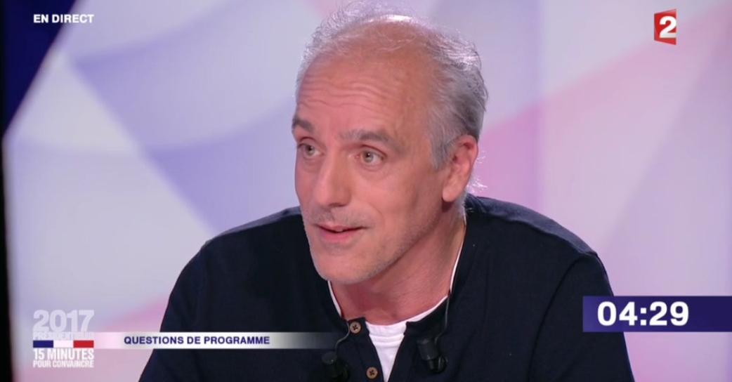 Philippe Poutou ne sera pas candidat en 2022
