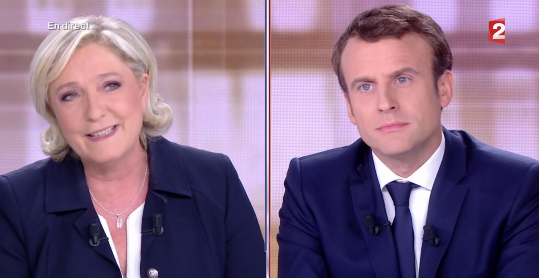 Marine Le Pen: