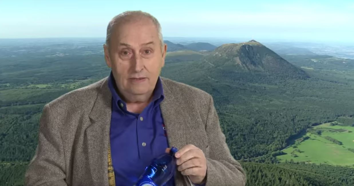 Pierre Papillaud, PDG et star des pubs Rozana, est décédé