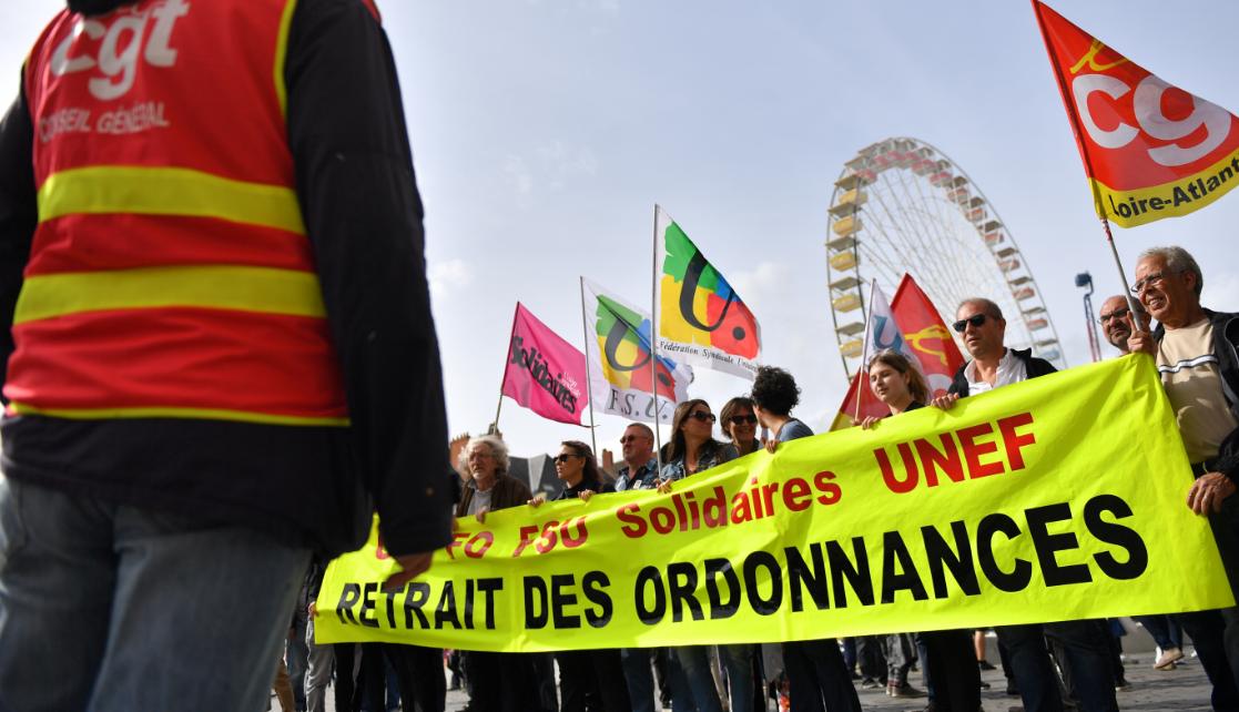 Loi Travail: en marge d'une manifestation, un homme est victime d'un malaise cardiaque