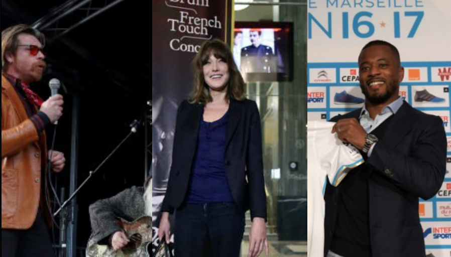 Les 3 infos people: Eagles of Death Metal, Carla Bruni et Patrice Evra