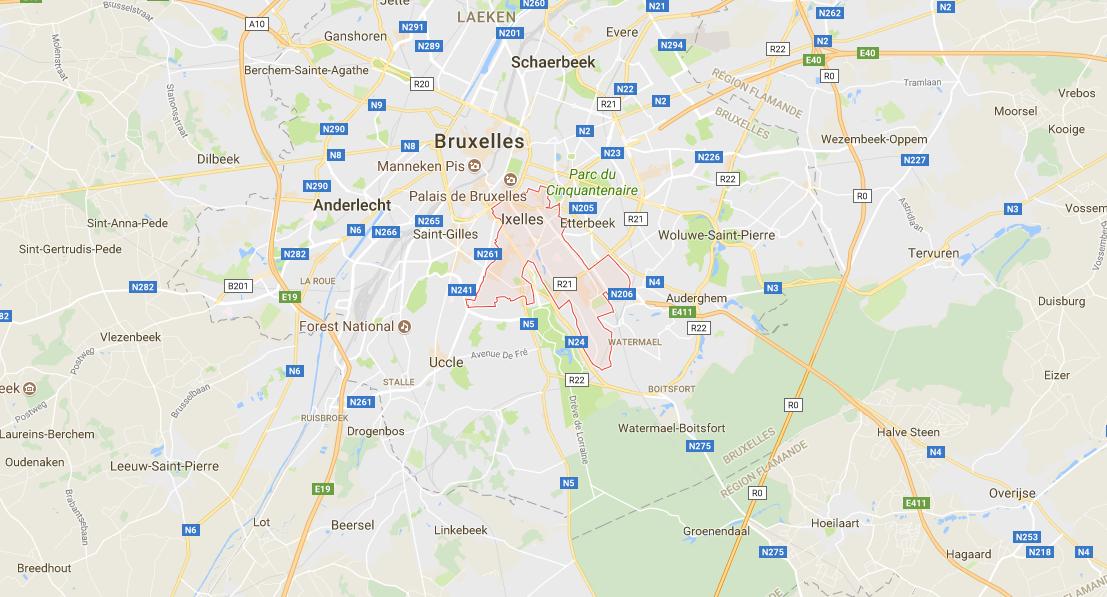 Un automobiliste belge cope d 39 une amende de euros for Cuisine 8000 euros
