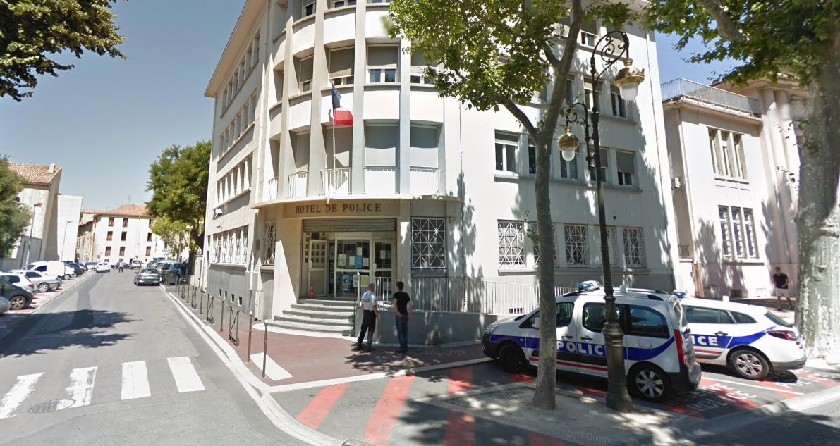 En garde à vue au commissariat, un homme saute par la fenêtre du troisième étage et se tue — Narbonne
