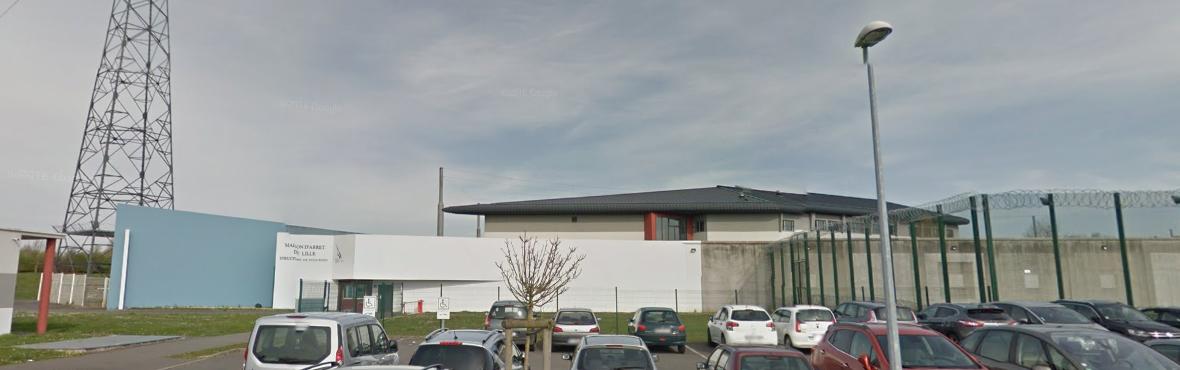 Le surveillant d'une prison nordiste condamné pour le décès d'un détenu