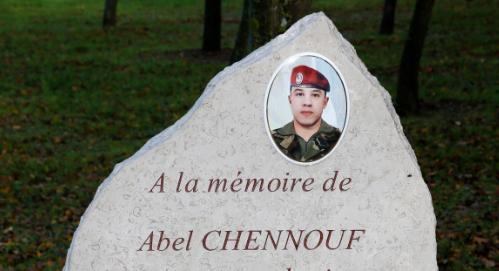 Gard : la stèle d'Abel Chennouf, tué par Merah, profanée
