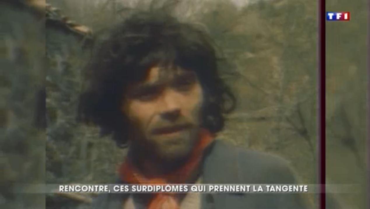 TF1 utilise des images d'un célèbre tueur pour illustrer un sujet sur la reconversion professionnelle