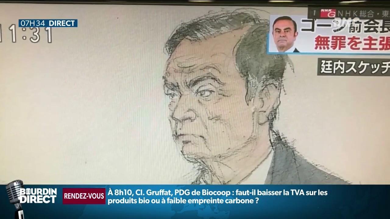Carlos Ghosn démissionne de la présidence de Renault