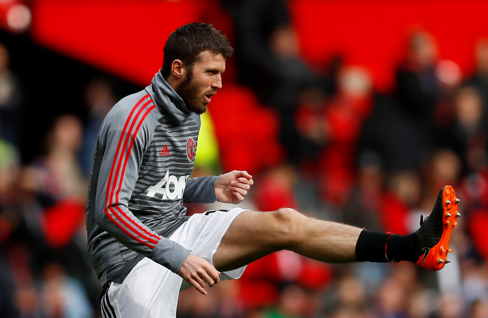Carrick confirme sa fin de carrière (Officiel) — Man Utd
