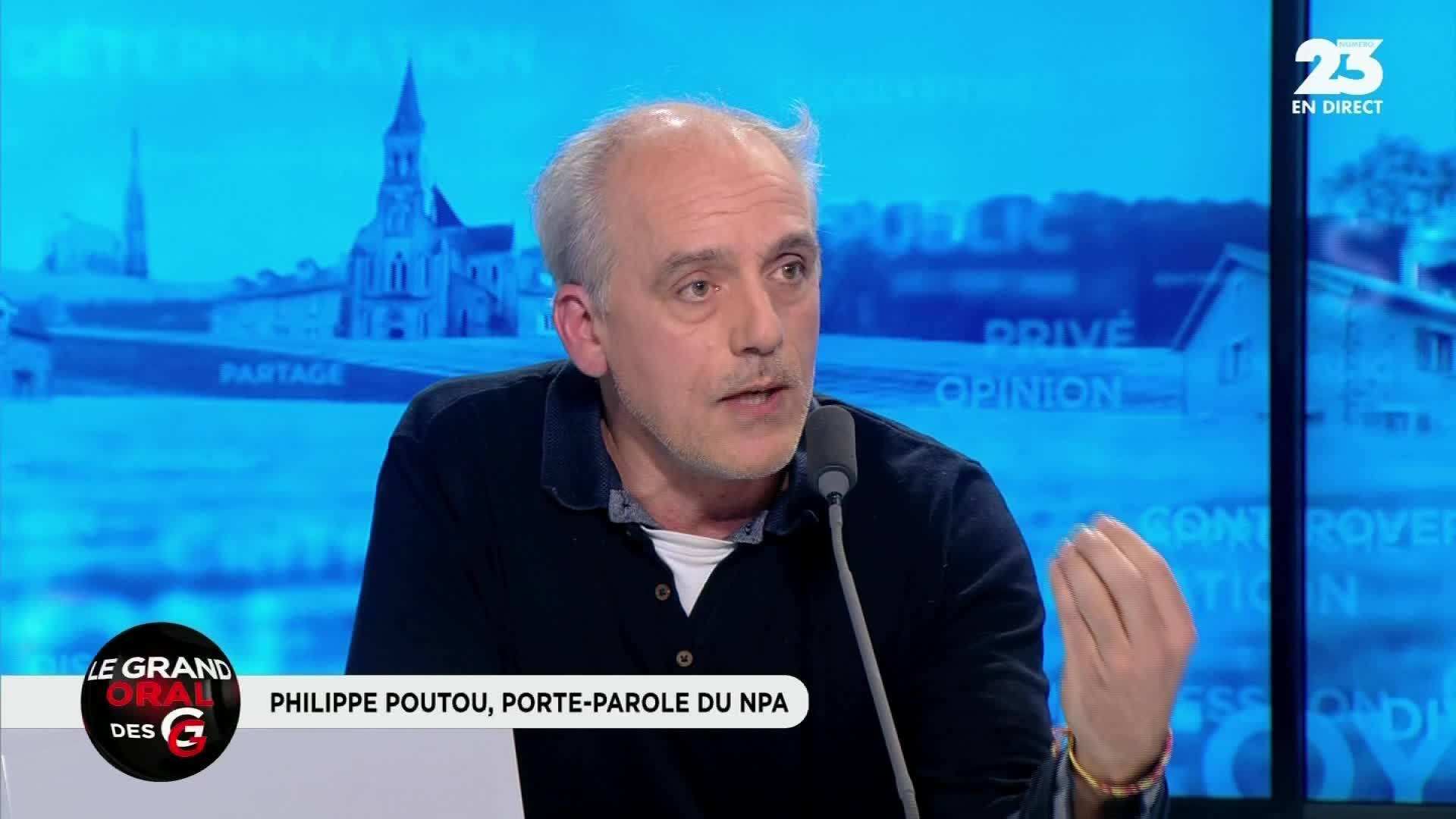 Hommage populaire à Johnny Hallyday : Le coup de gueule de Philippe Poutou