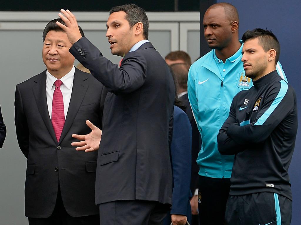Les propriétaires de Manchester City achètent le Gérone FC