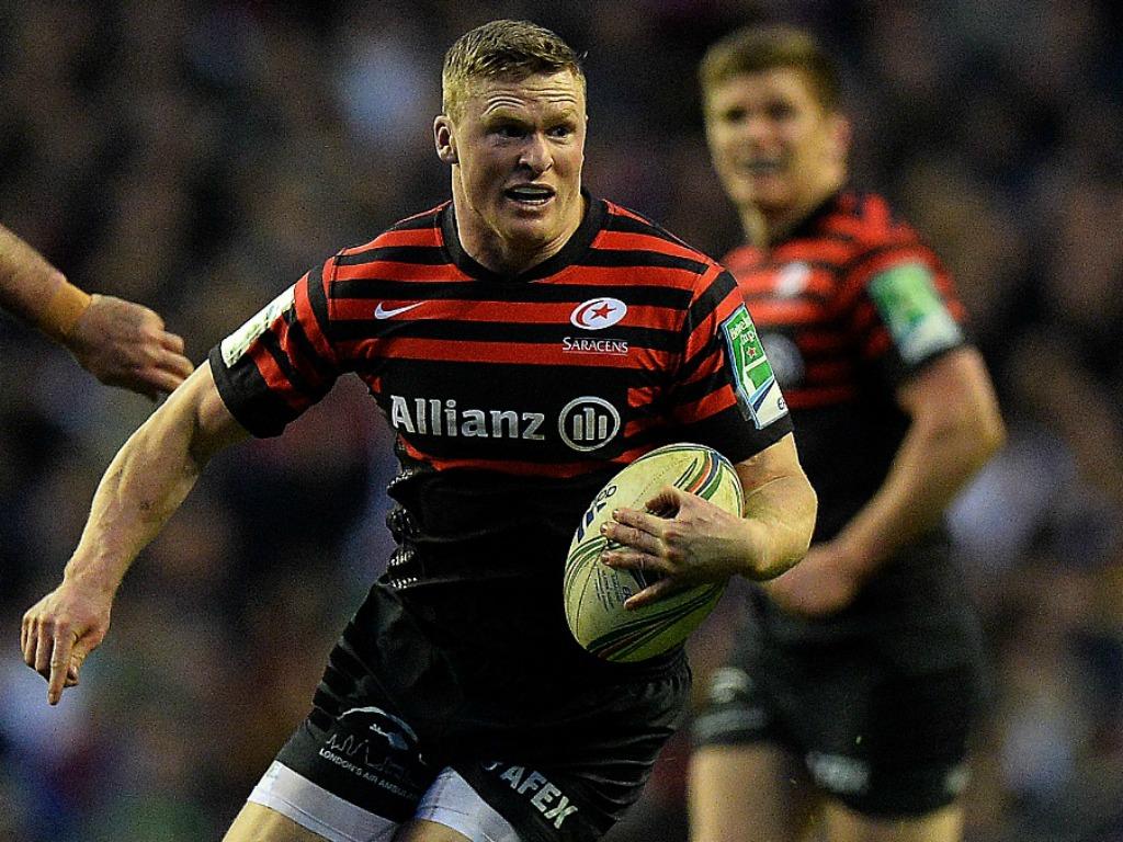 Rugby: Ashton suspendu treize semaines pour une morsure