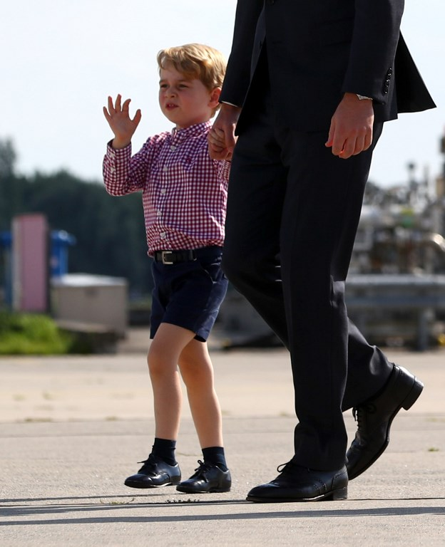 Le prince William et Kate Middleton attendent leur troisième enfant!
