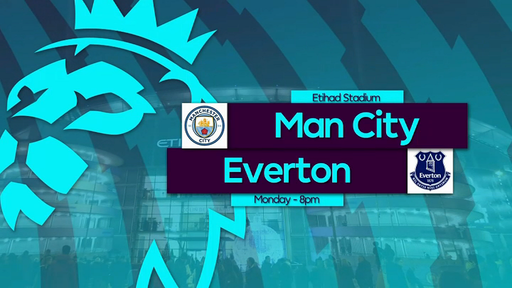 Match nul entre Man City et Everton — Angleterre