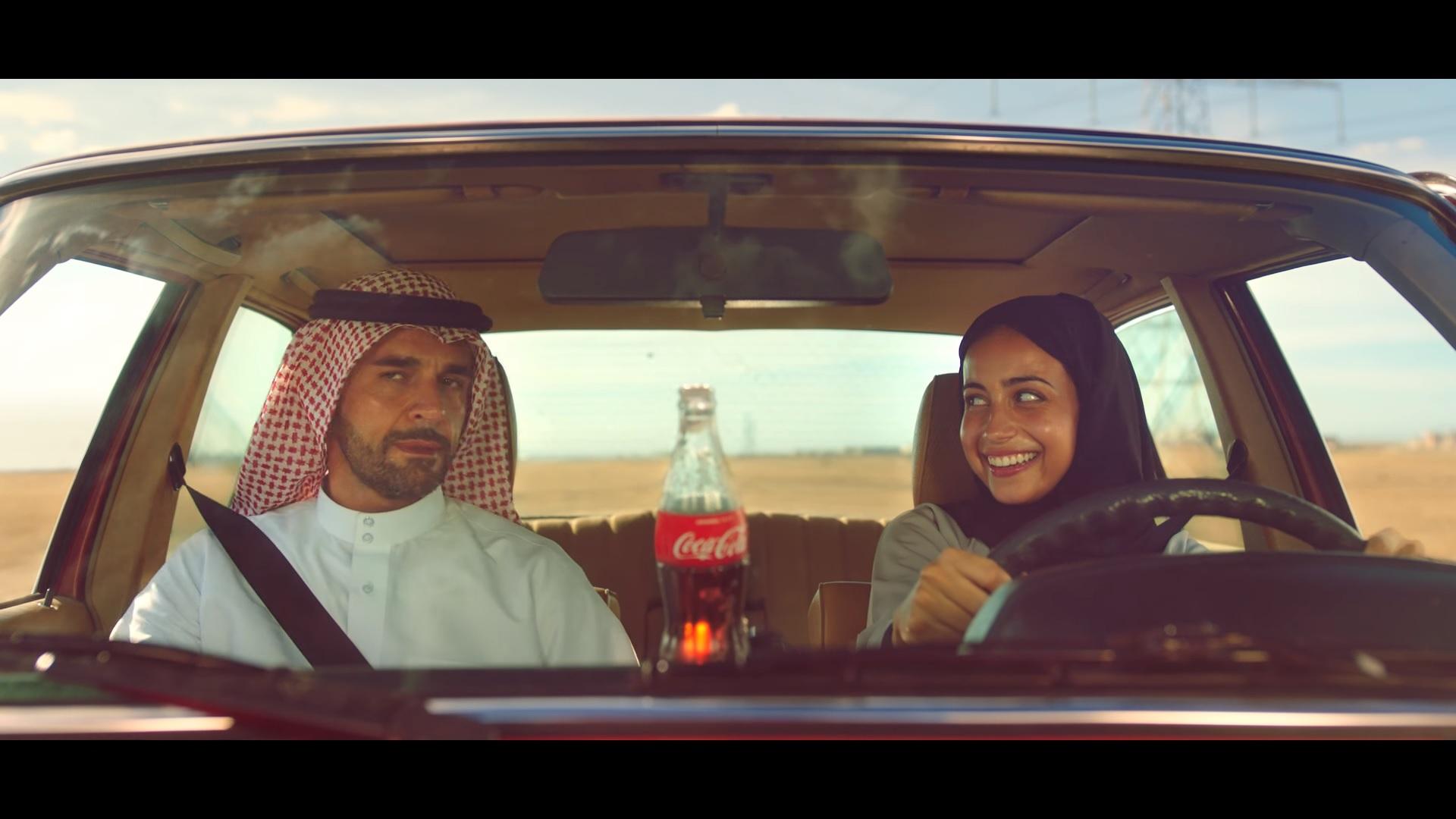 La nouvelle publicité Coca-Cola en Arabie saoudite fait le buzz